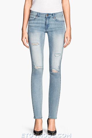 Курс на деним! Модные джинсы весна-лето 2015