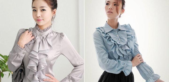 Выбираем блузку