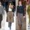 Модные плащи, пальто и обувь сезона осень-зима