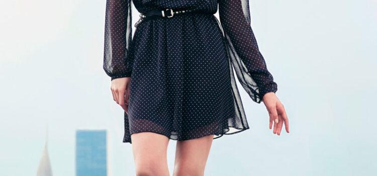 Платье с ботинками. Как подобрать?