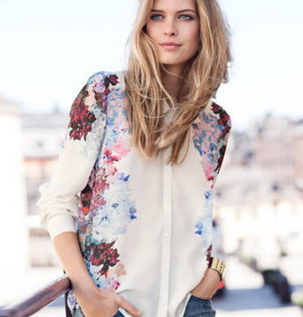 Fashion-исследование — сорочки на подиуме +