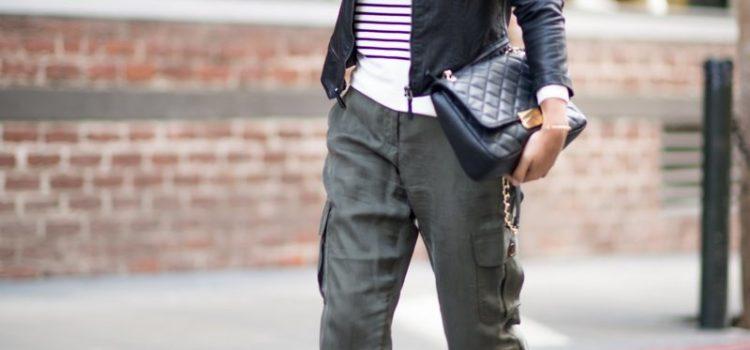 Женские брюки карго: ваш самый дерзкий образ +