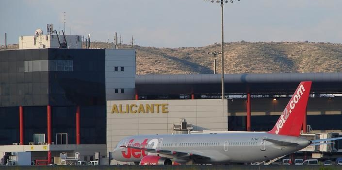 Аэропорт Эль-Альтет