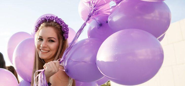 Зачем воздушные шары на празднике