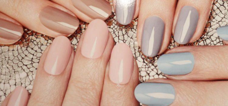 Как накрасить ногти в стиле NUDE (нюд)