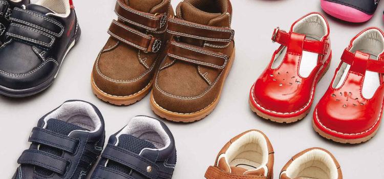 Подходящее время для первой обуви