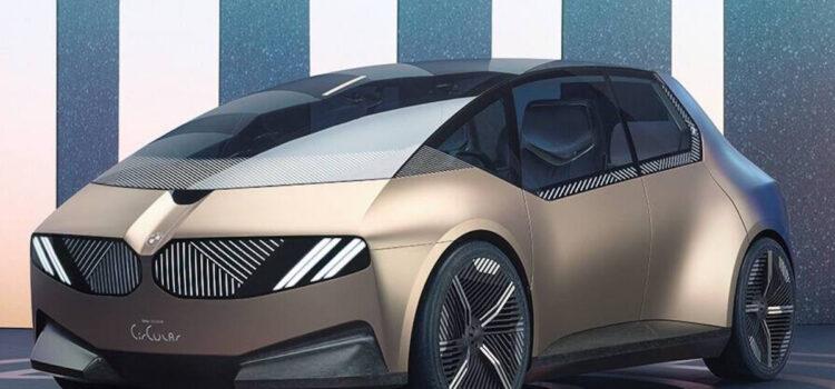 В Германии представили концепт полностью перерабатываемого электромобиля   РБК Тренды