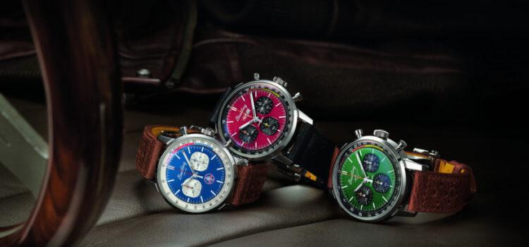 Автомобильные хронографы и настольные часы весом 2 кг: новинки Geneva Watch Days :: Вещи :: РБК Стиль