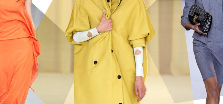 Модная одежда осень 2021 года